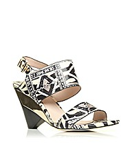 Moda in Pelle Lanya Ladies Sandals
