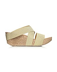 Moda in Pelle Pura Ladies Sandals