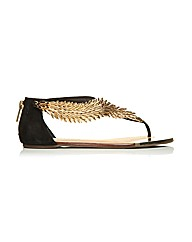 Moda in Pelle Tamin Ladies Sandals