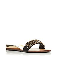Moda in Pelle Tairo Ladies Sandals