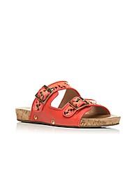 Moda in Pelle Lunar Ladies Sandals