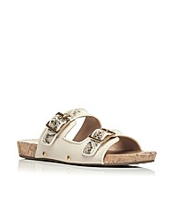 Moda in Pelle Lunar Ladies Sandals