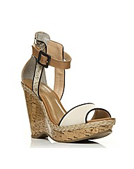 Moda in Pelle Patrizia Ladies Sandals