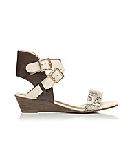 Moda in Pelle Quiteria Ladies Sandals