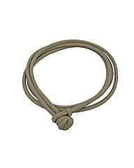 Tan Leather 56cm Wrap Bracelet