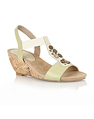 Lotus Enigo Casual Sandals
