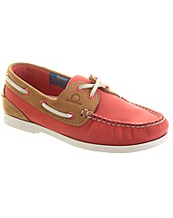 Chatham Pippa Washable Leather Boat Shoe