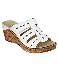 Riva Beacon Leather Womens Sandals