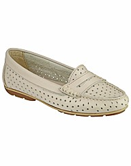 Riva Catch Leather Womens Shoes