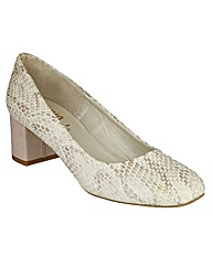 Riva Burrow Snake Womens Shoes