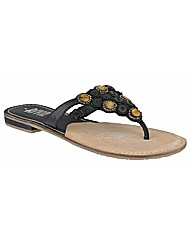 Riva Saddle Womens Sandals