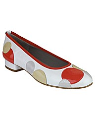 Riva Moosha Leather Womens Shoes