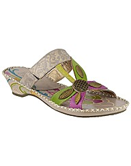 Riva Saltwater Multi Leather Sandals