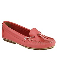 Riva Gorda Leather Womens Shoes