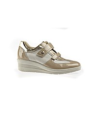Rosa Nude Casual Shoe