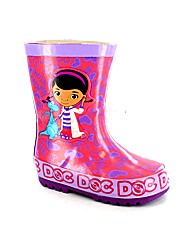 Doc McStuffins Stuffy Rubber Welly