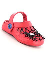 Spiderman Garner Clog