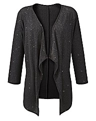 Grace Made in Britain Glitter Cardigan