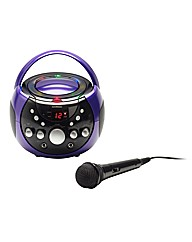Goodmans XB9CDG Karaoke Machine