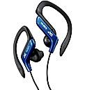JVC Sports Ear Clip Headphones (Blue)
