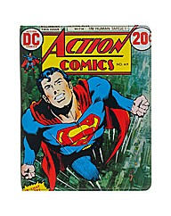 Superman IPad Case Comic Front Cover