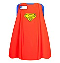 Superman 2D Silicon Case for iPhone 5