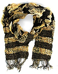 Crinkle Effect Scarf
