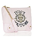 Juicy Couture Crown Cross Body Bag