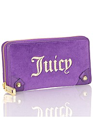 Juicy Couture Ornate Zip Purse
