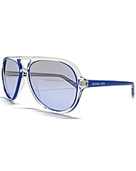 Michael Kors Caicos Aviator Sunglasses