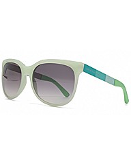 Marc by Marc Jacobs Striped Sunglasses