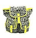 Lili B Skull Print Backpack