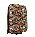 Paul Frank Multi Character Suitcase