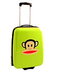 Paul Frank Lime Green Suitcase