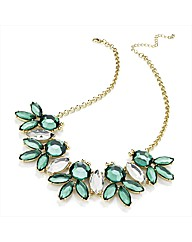 Petal Dolls Green Necklace