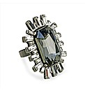Mood Crystal Starburst Ring