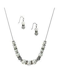 Mood Pearl Crystal Matching Set