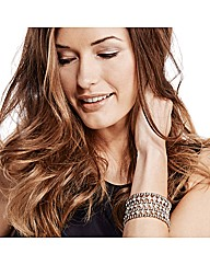 Mood Crystal Ball Stretch Cuff