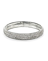 Mood Pave Crystal Bangle