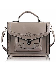 Petal Dolls Brogue Satchel