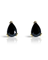 9ct Sapphire Earrings