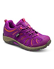 Merrell Cham Low Lace WP Shoe