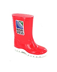 Rugby World Cup 2015 Boys Wellies