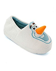 Disney Frozen 3D Slipper