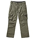 Tog24 Rawley Mens Cargo Trousers Long