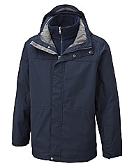 Tog24 Crown Mens 3in1 Milatex Jacket