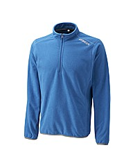 Tog24 Axis Mens TCZ Fleece Zip Neck