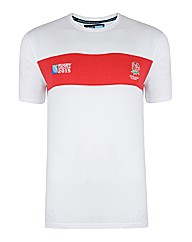 Rugby World Cup 2015 Chest Band Tee