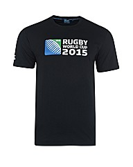 Rugby World Cup 2015 Logo Tee
