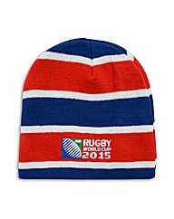 Rugby World Cup 2015 Stripe Beanie